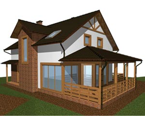 изображение фасады Проект «Лорейн»
