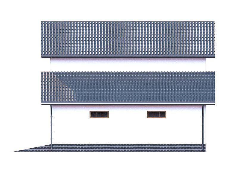 изображение фасады Проект «Квебек»