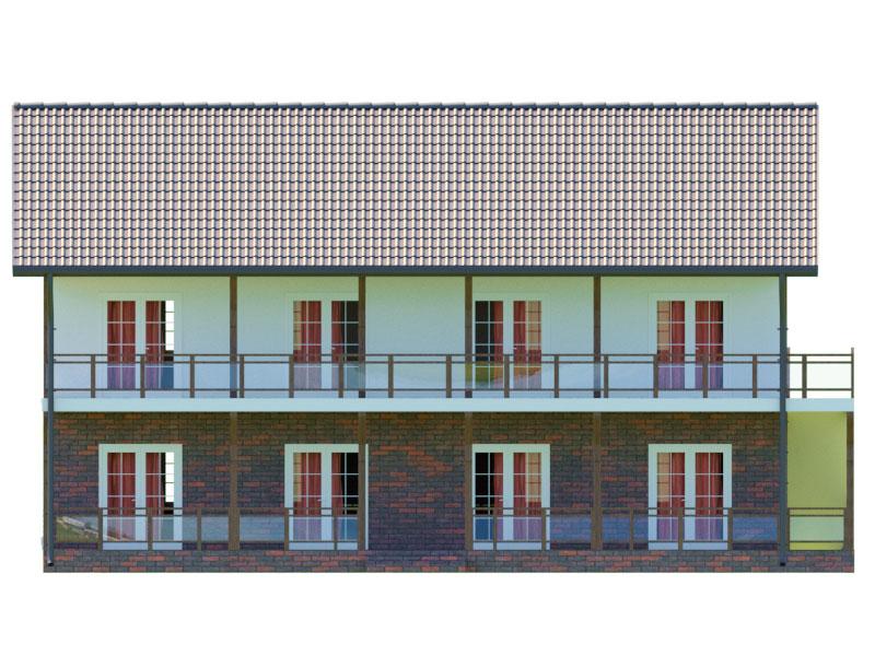 изображение фасады Проект «Джуно»