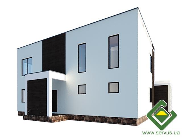 изображение фасады Проект «Лукас»