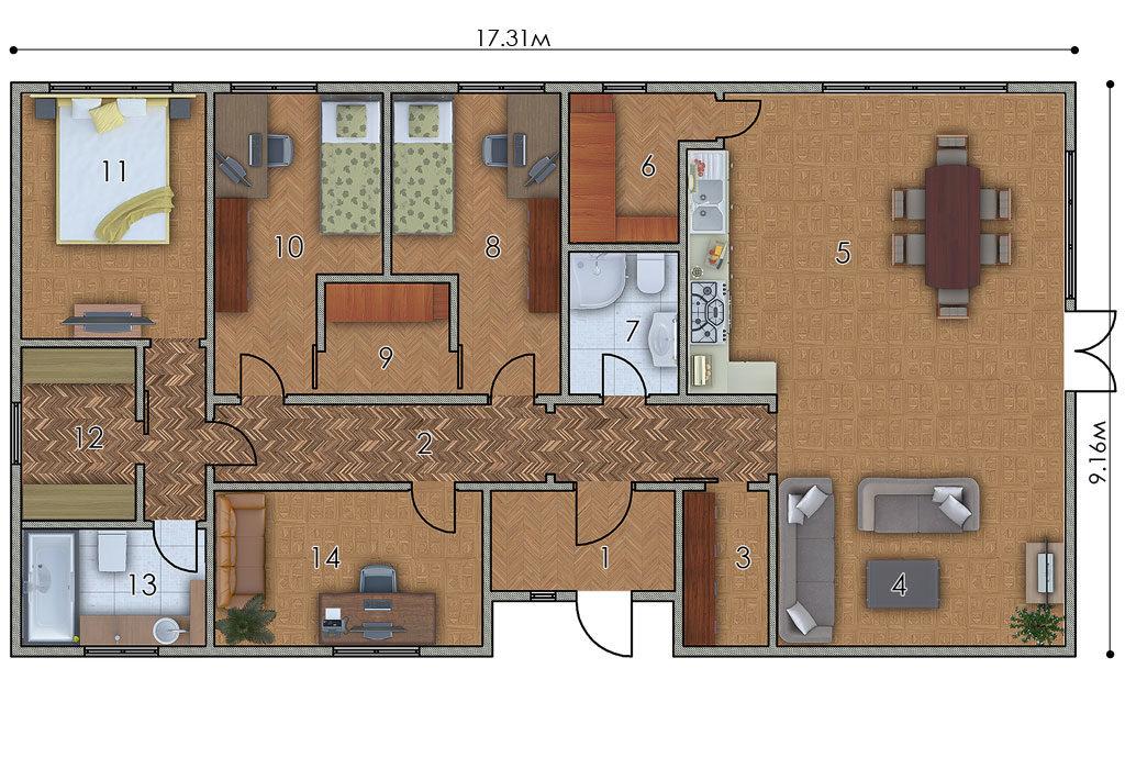 изображение первый_этаж Проект «Форт»