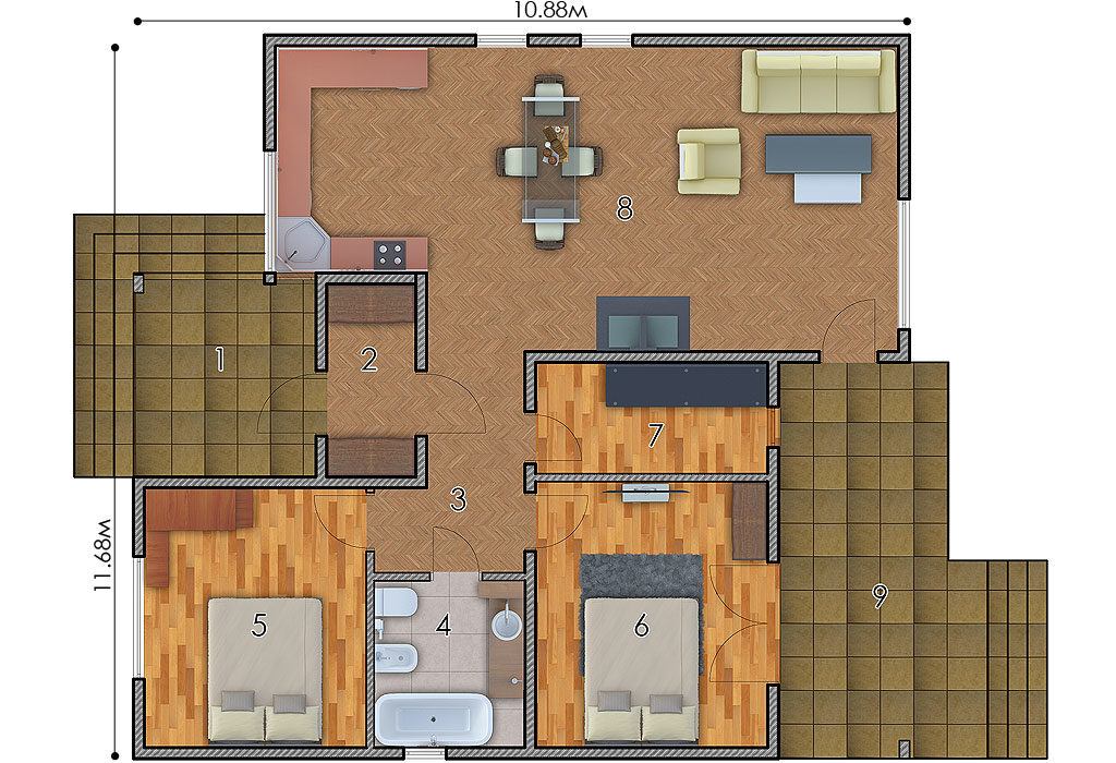 изображение первый_этаж Проект «Тао»