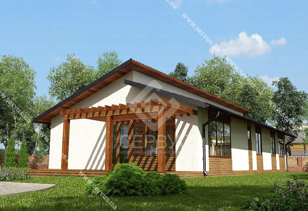 Теплий будинок по технології SIP
