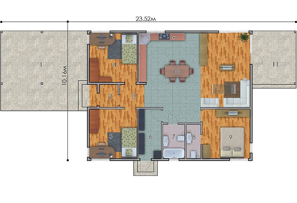 изображение первый_этаж Проект «Клод»