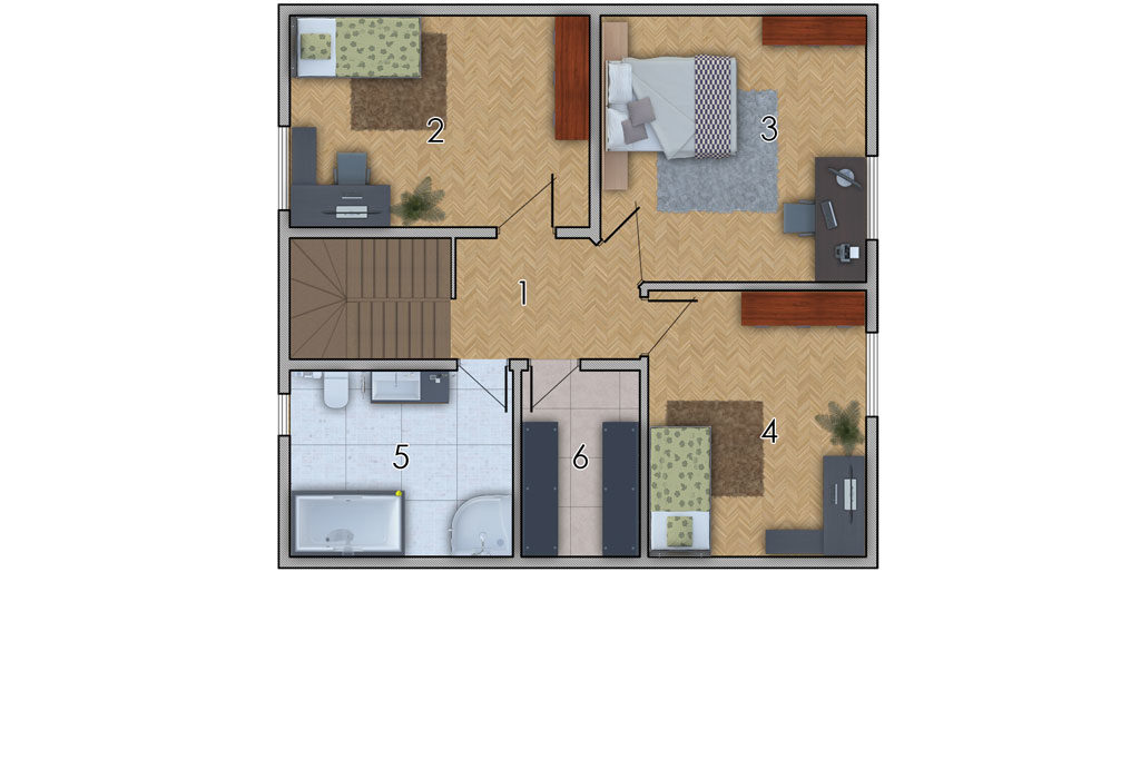 изображение второй_этаж Проект «Соня»