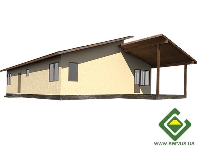 изображение фасады Проект «Клод»