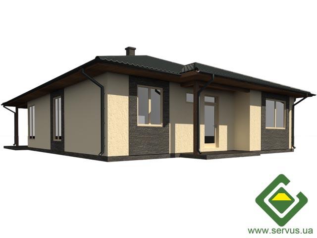 изображение фасады Проект «Бруно»
