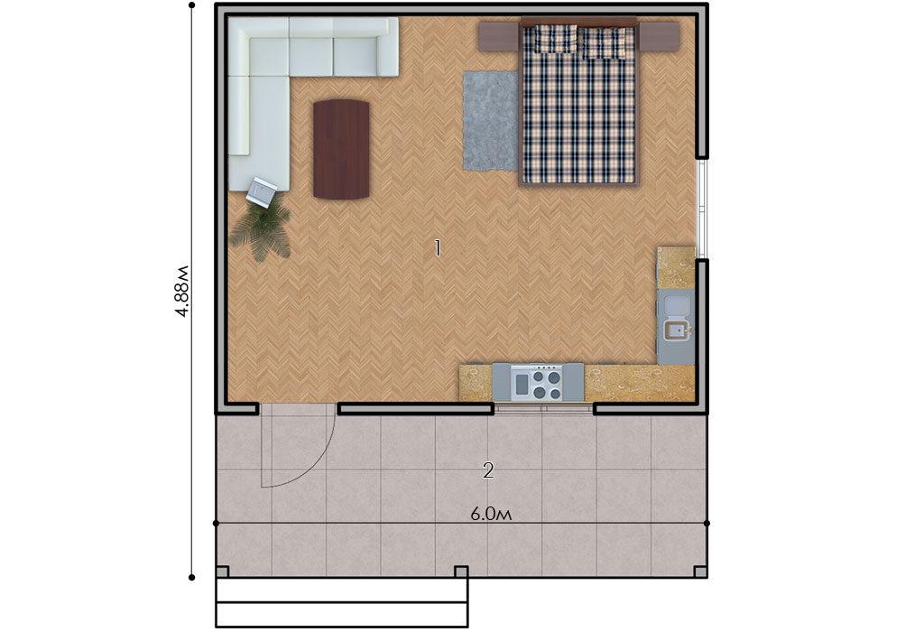 изображение первый_этаж Проект «Дори»