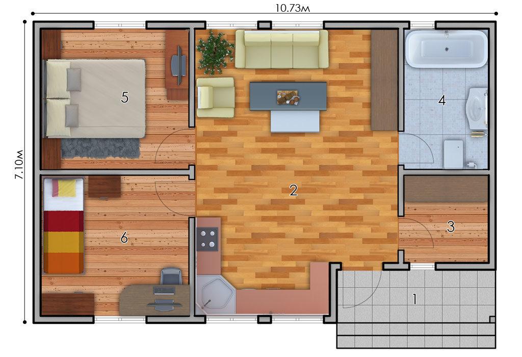 изображение первый_этаж Проект «Торин»