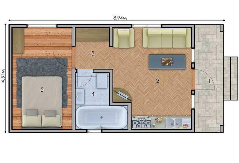 изображение первый_этаж Проект «Нори»