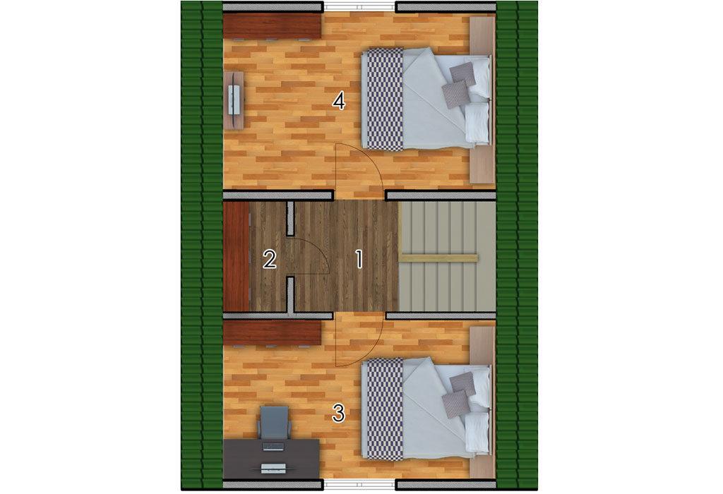 изображение второй_этаж Проект «Гектор 4»
