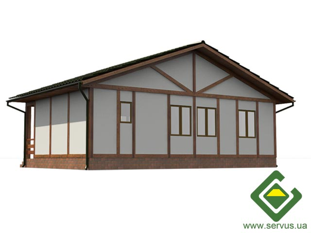 изображение фасады Проект «Торин»