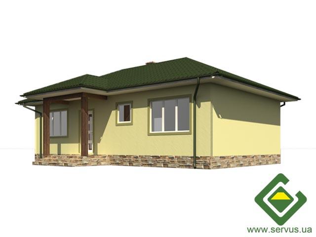изображение фасады Проект «Кили»