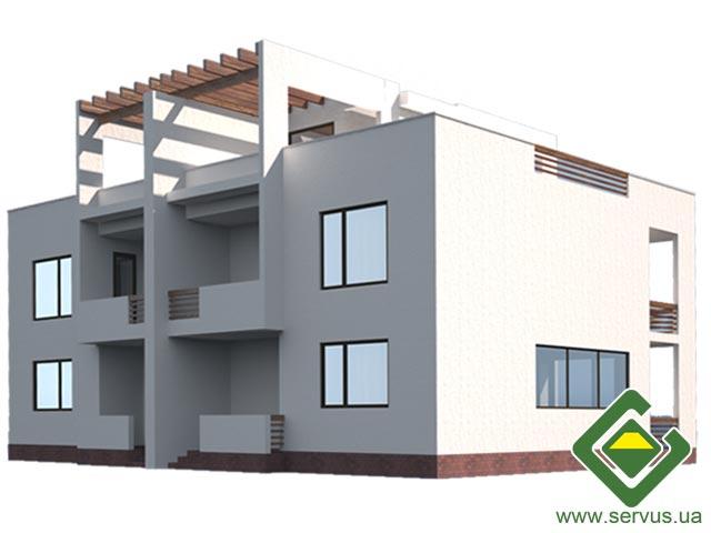 изображение фасады Проект «Даллас»