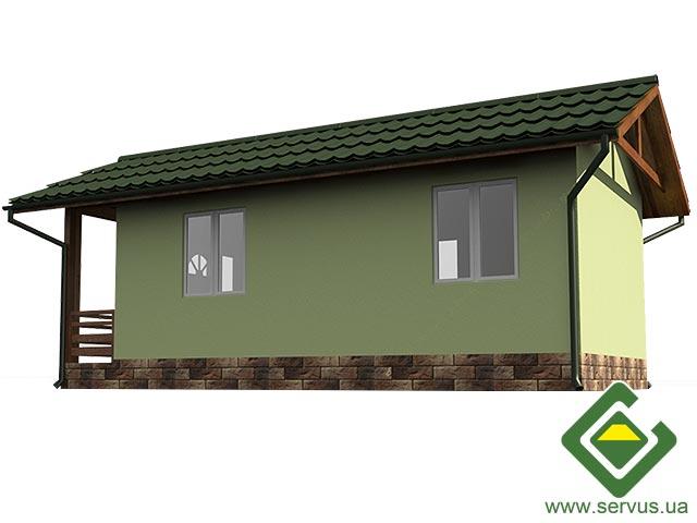 изображение фасады Проект «Нори»