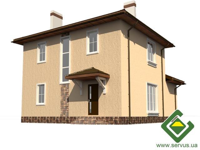 изображение фасады Проект «Радость»