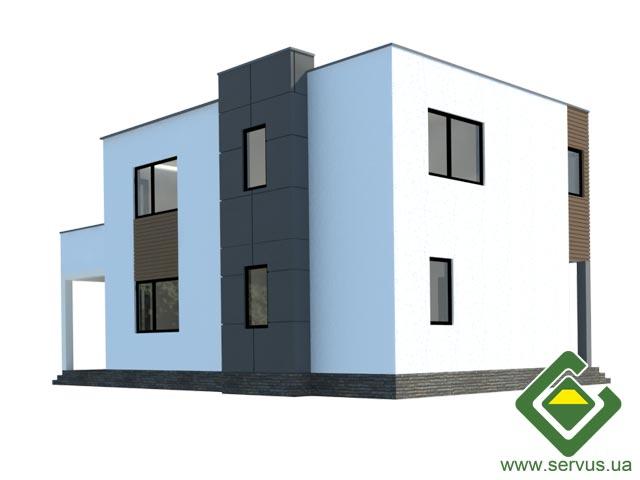 изображение фасады Проект «Ванкувер»