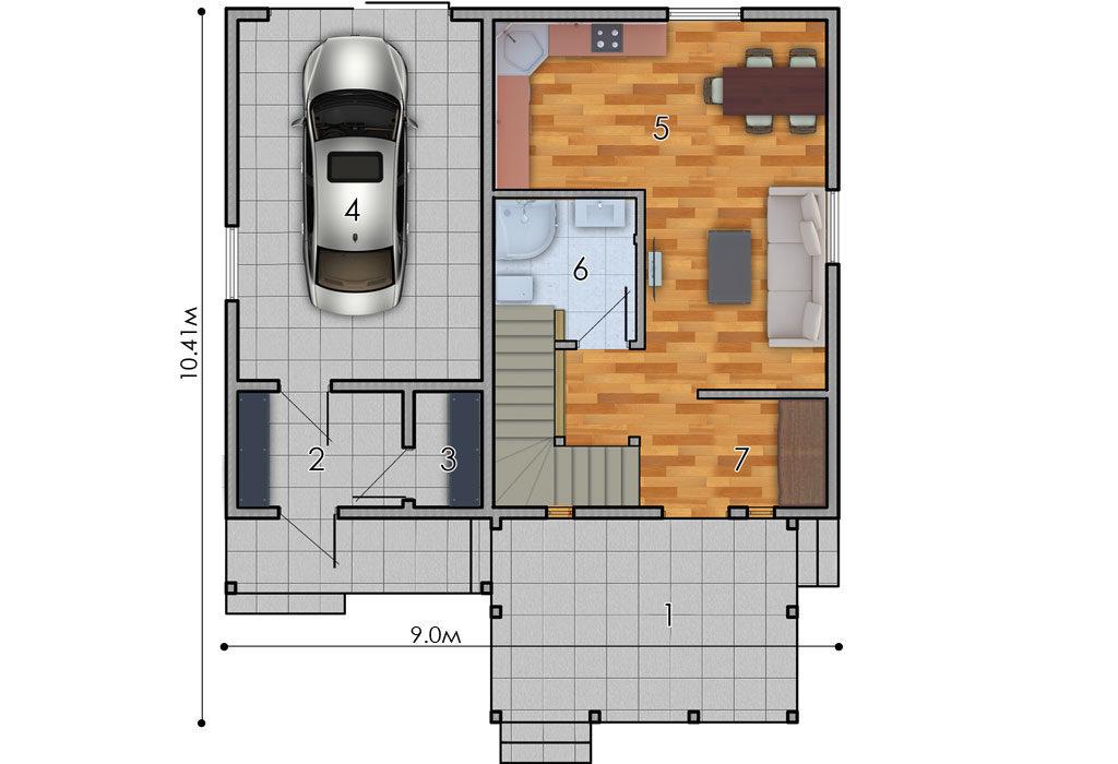 изображение первый_этаж Проект «Виннипег»
