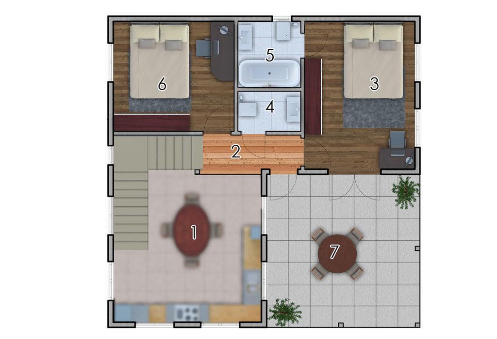 изображение второй_этаж Проект «Калгари»