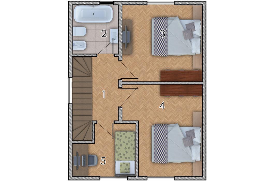 изображение второй_этаж Проект «Янина 9»
