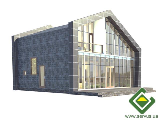 изображение фасады Проект «Ватерлоо»
