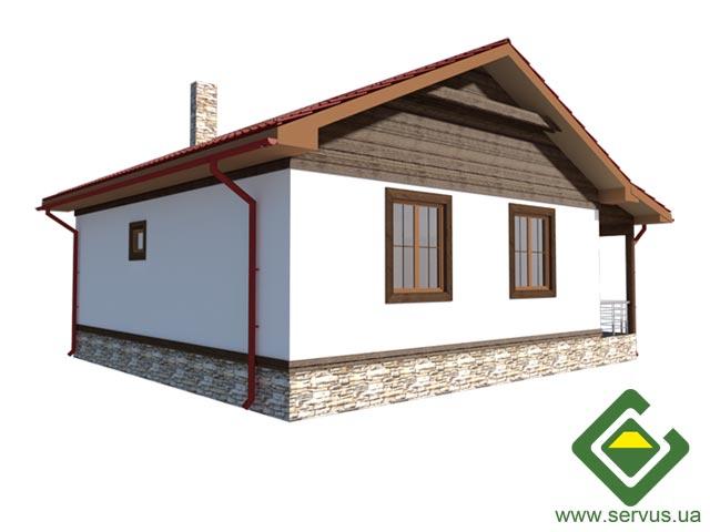 изображение фасады Проект «Юкон»