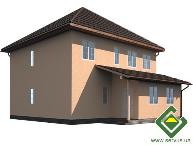 изображение фасады Проект «Калгари»