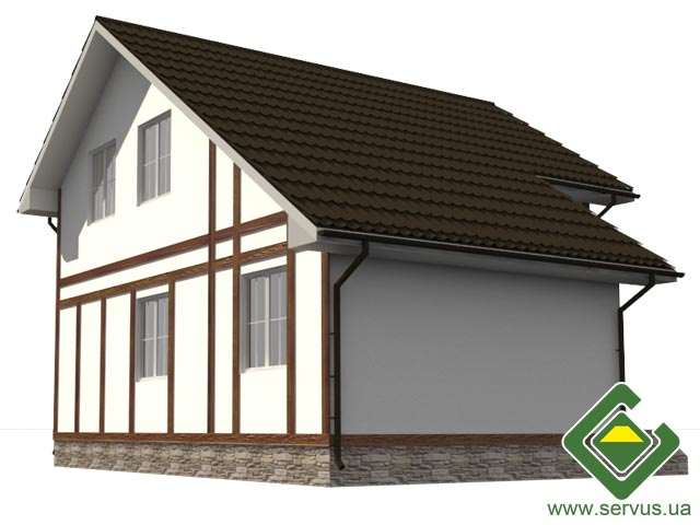 изображение фасады Проект «Янина 9»