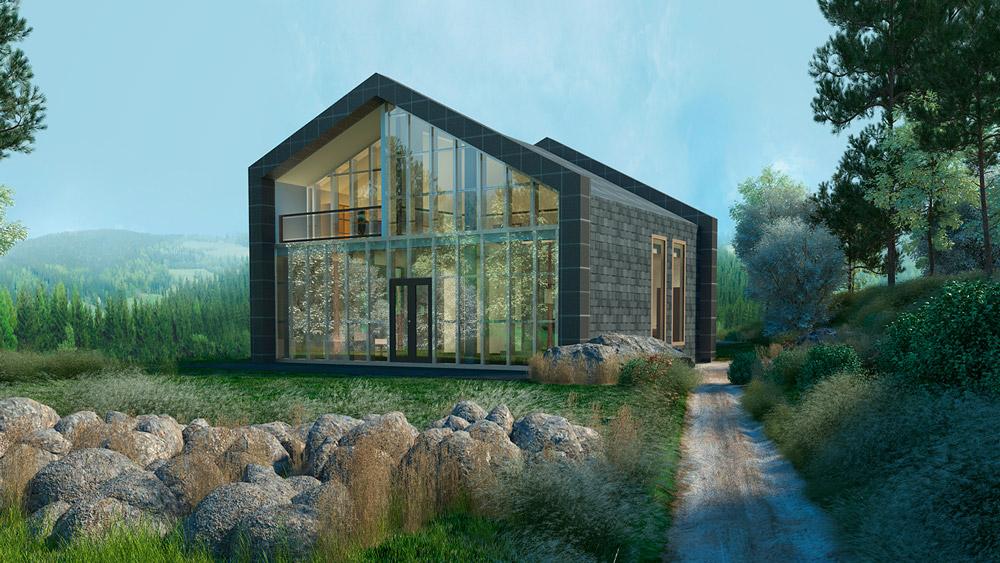 Выгодно ли строительство домов из СИП-панелей?