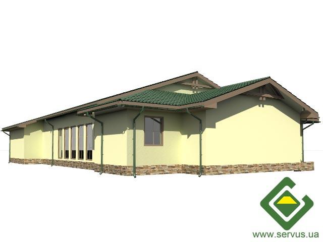 изображение фасады Проект «Конференц Зал»