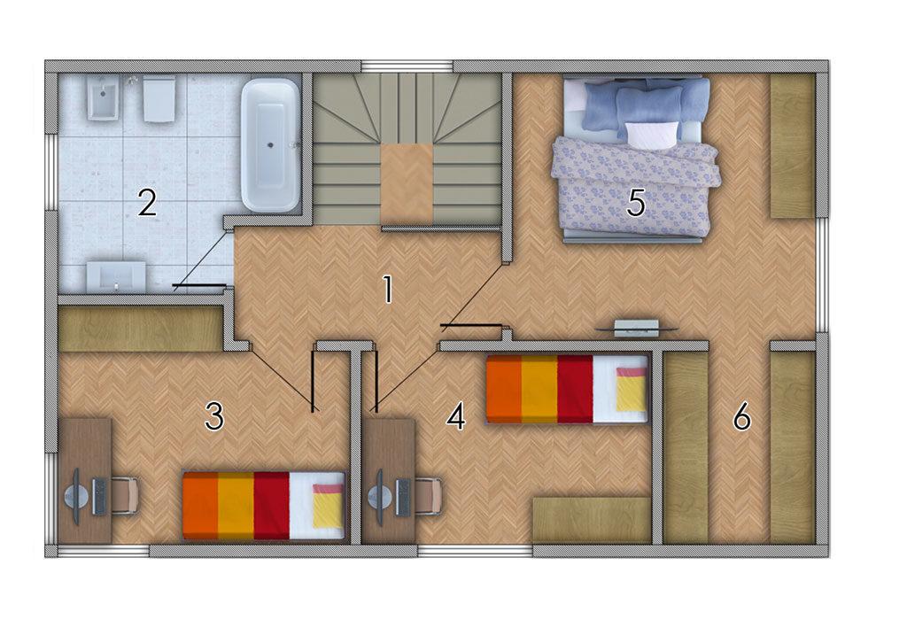 изображение второй_этаж Проект «Натали»