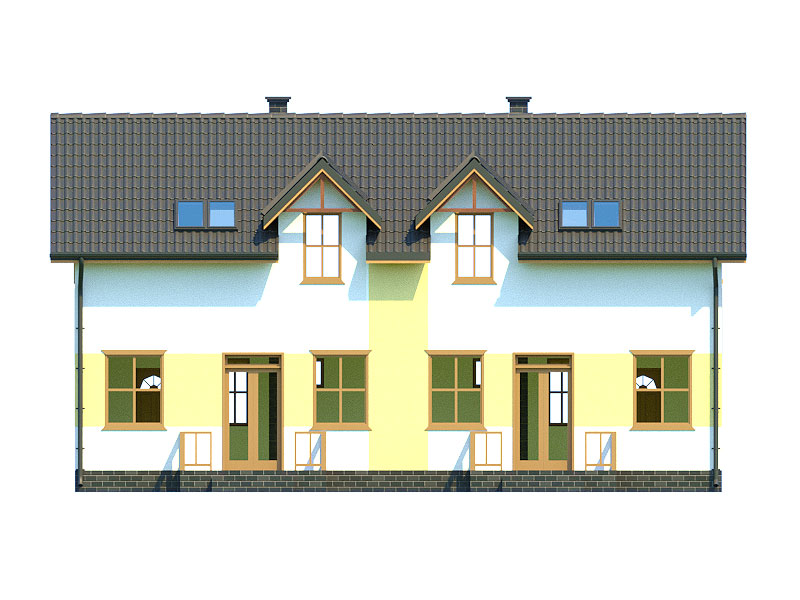 изображение фасады Проект «Натали»