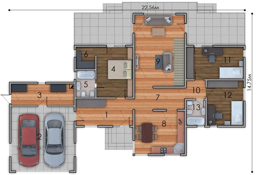 изображение первый_этаж Проект «Запорожье»