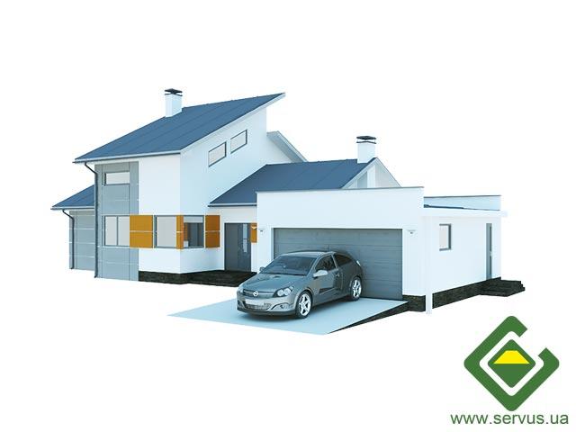 изображение фасады Проект «Запорожье»