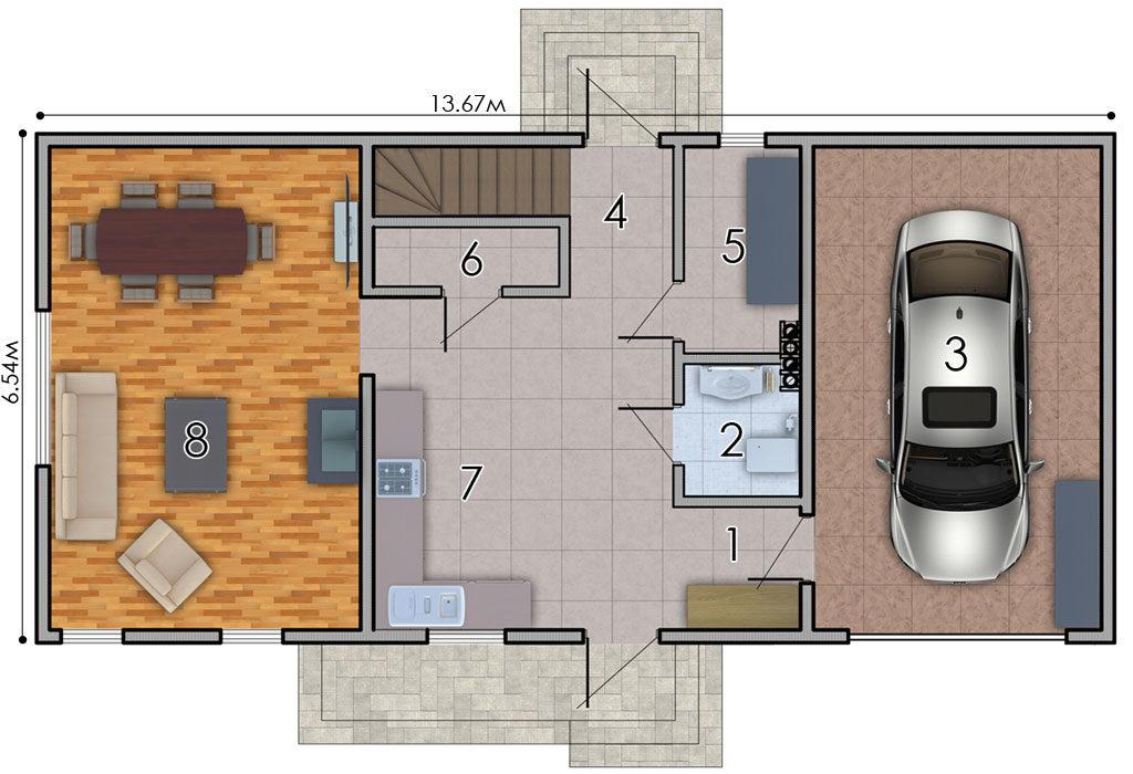 изображение первый_этаж Проект «Лаваль»
