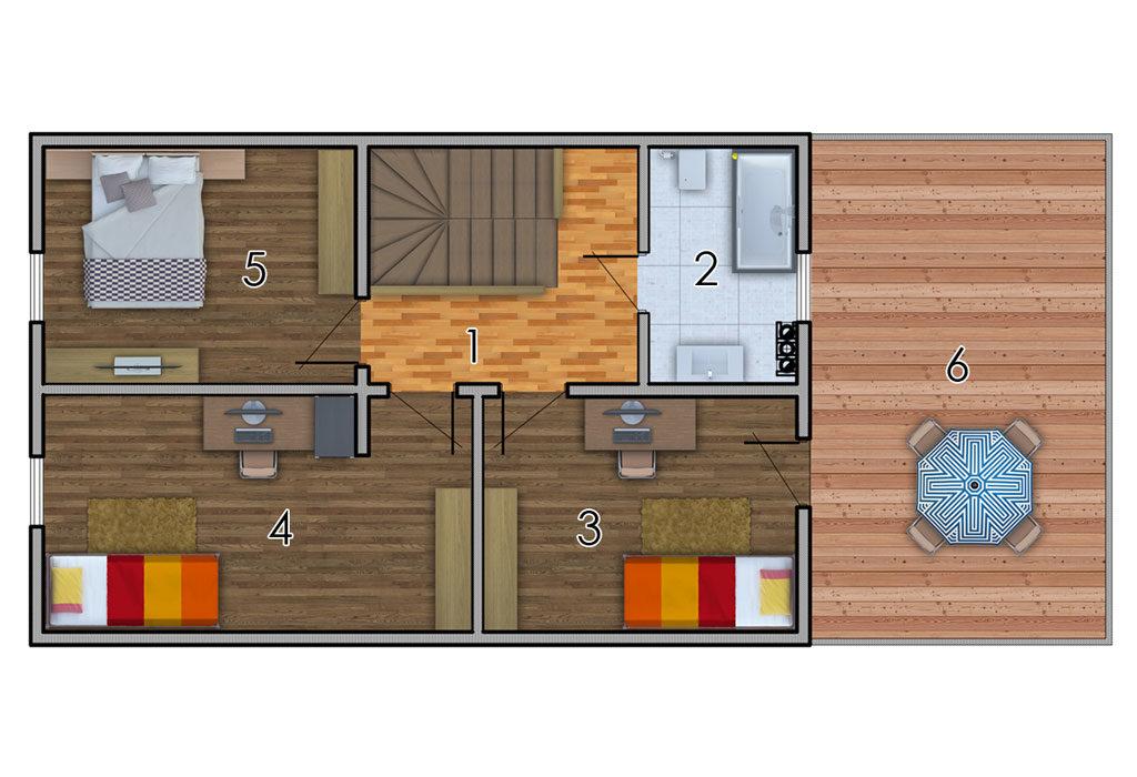 изображение второй_этаж Проект «Лаваль»