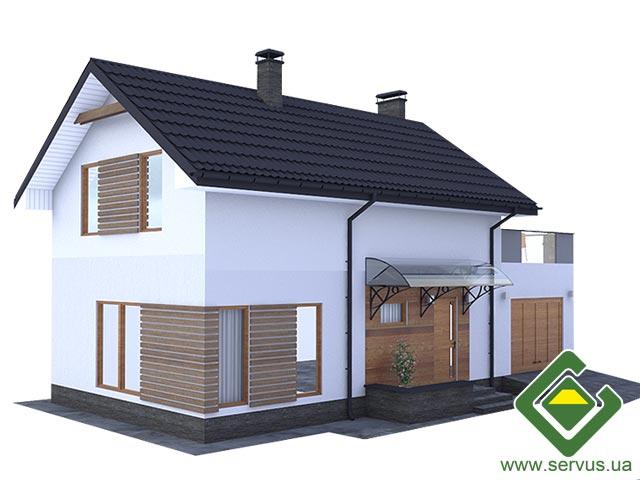 изображение фасады Проект «Лаваль»