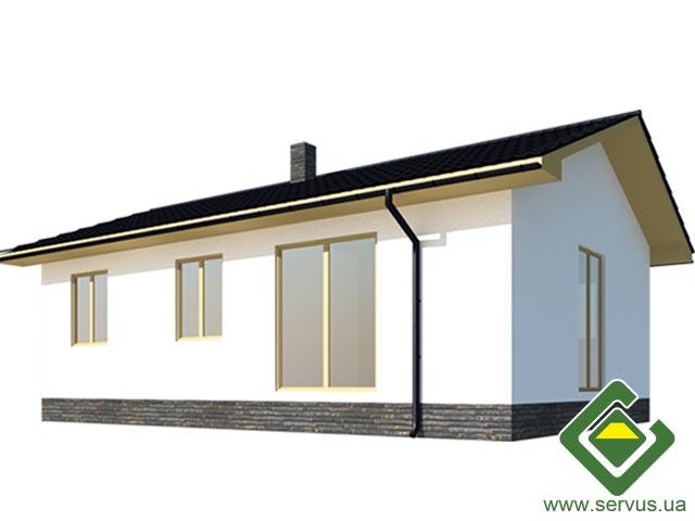 изображение фасады Проект «Лони»