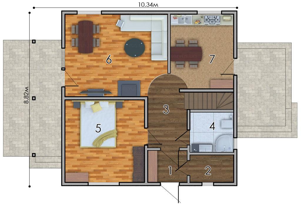 изображение первый_этаж Проект «Мемфис»