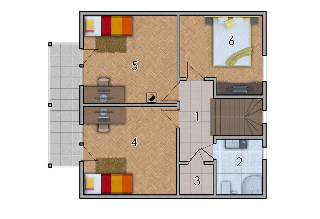 изображение второй_этаж Проект «Мемфис»