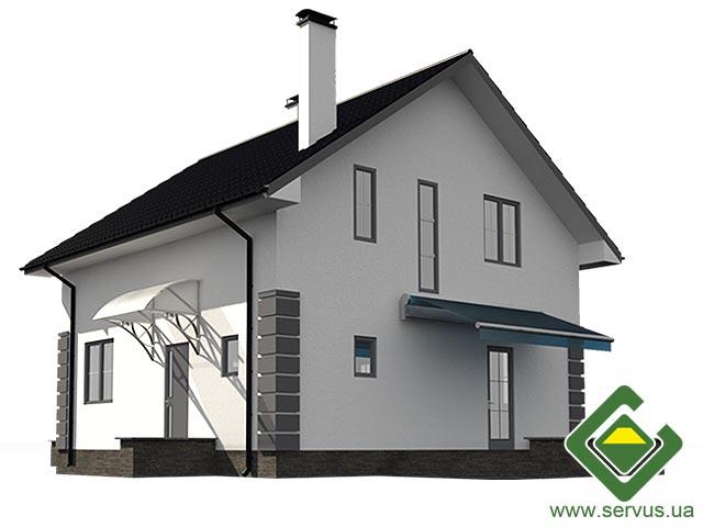 изображение фасады Проект «Мемфис»
