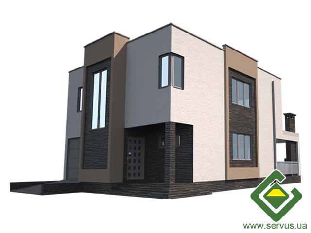 изображение фасады Проект «Омаха»