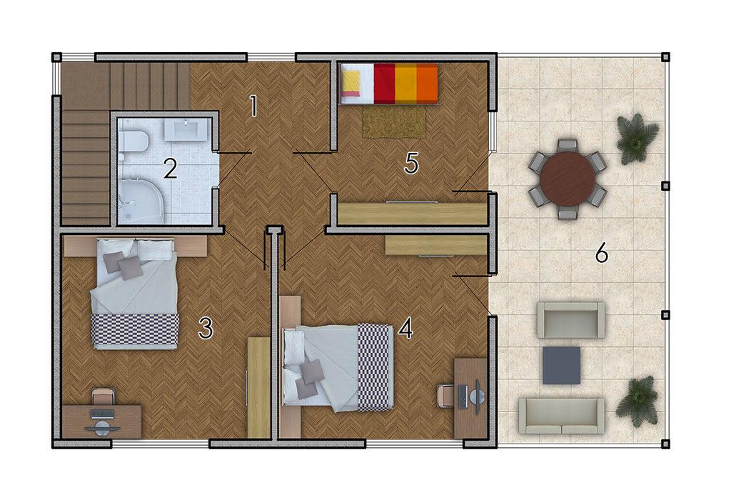 изображение второй_этаж Проект «Антэй»