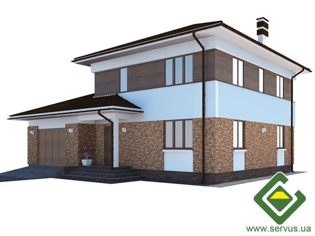 изображение фасады Проект «Гиперион»
