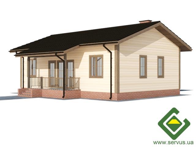 изображение фасады Проект «Самсон»