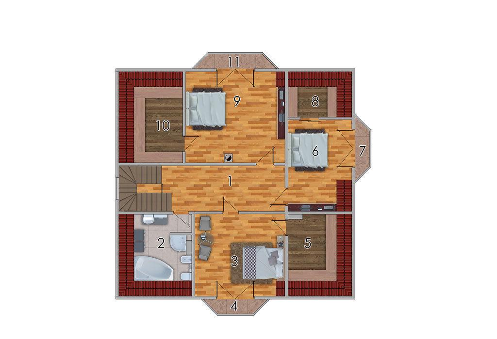 изображение второй_этаж Проект «Сент-Джонс»