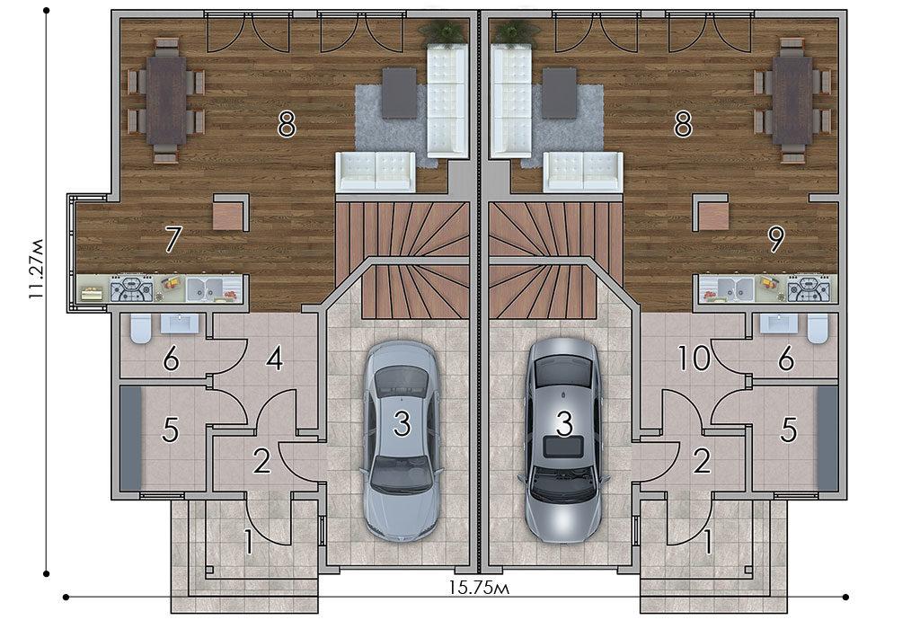 изображение первый_этаж Проект «Полония»