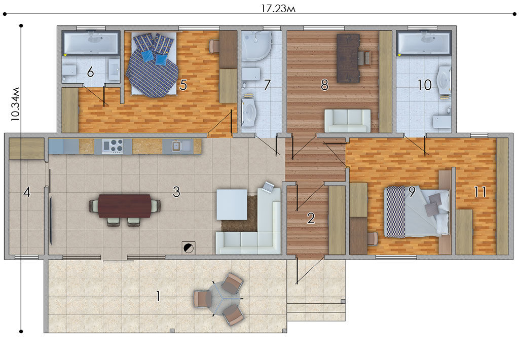 изображение первый_этаж Проект «Тусон»