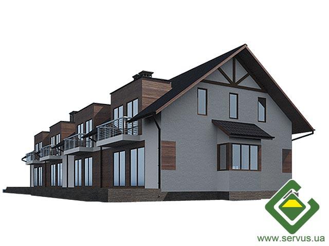 изображение фасады Проект «Полония»