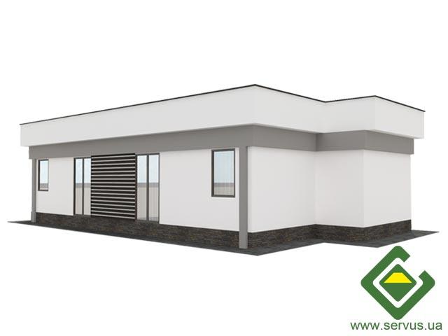 изображение фасады (Русский) Проект «Тусон»